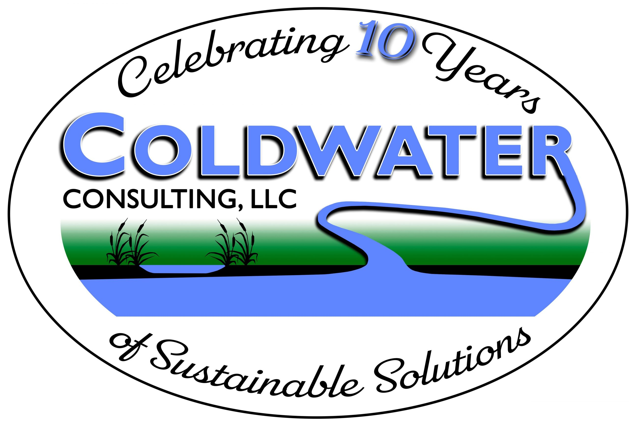 Coldwater 10-Year Logo High Res